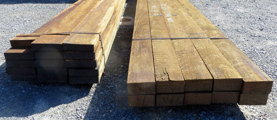 Structural Hardwood 5 Star Timbers