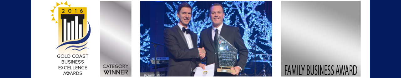 Gold Coast Business Excellence Awards 2016